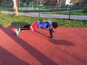 Treningi dzieci i młodzieży